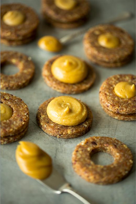 Dattel-Karamell-Kekse